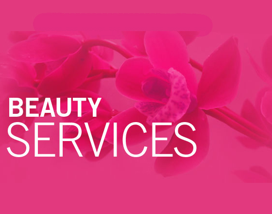 Indian beauty services at Stamford