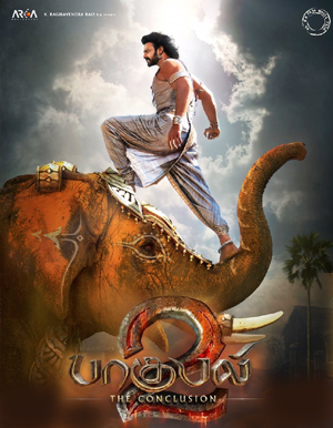 Bahubali 2 Tamil Movie - Show Timings