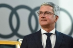 Munich Prosecutors Arrested Audi Chief Rupert Stadler in Diesel Emissions Probe