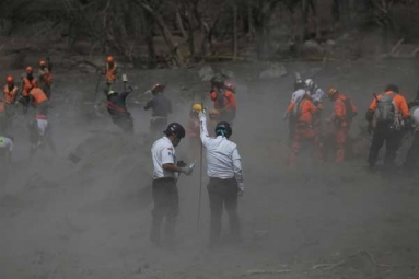 Guatemala Volcano: Death Toll Rises to 99, Rescuers Search for Missing