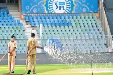 BCCI to use treated sewage water for ground maintenance during IPL