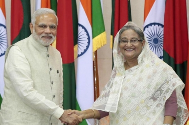 India's $4.5 billion Credit to Bangladesh