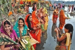 Scores of Indian-Americans Celebrate Chhath Puja in U.S.