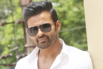Sai Dharam Tej signs his Next
