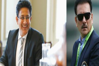 Anil Kumble Gets The Head Coach Post, Ravi Shastri Selected As Batting Coach, Claims Sources