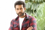 Varun Tej Racing to The Top