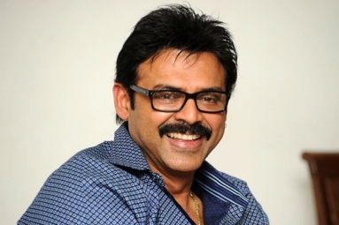 Venky Gets An Interesting Title?